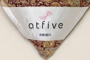 京都西川の新ブランドat five