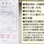 西川二層羽毛布団kn-4d4345d
